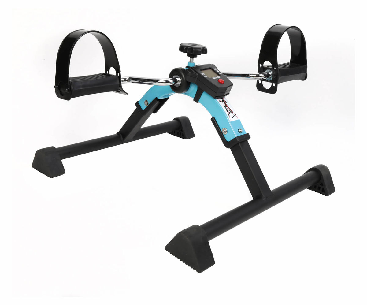 Fusion Pedaltrainer mit Pedometer
