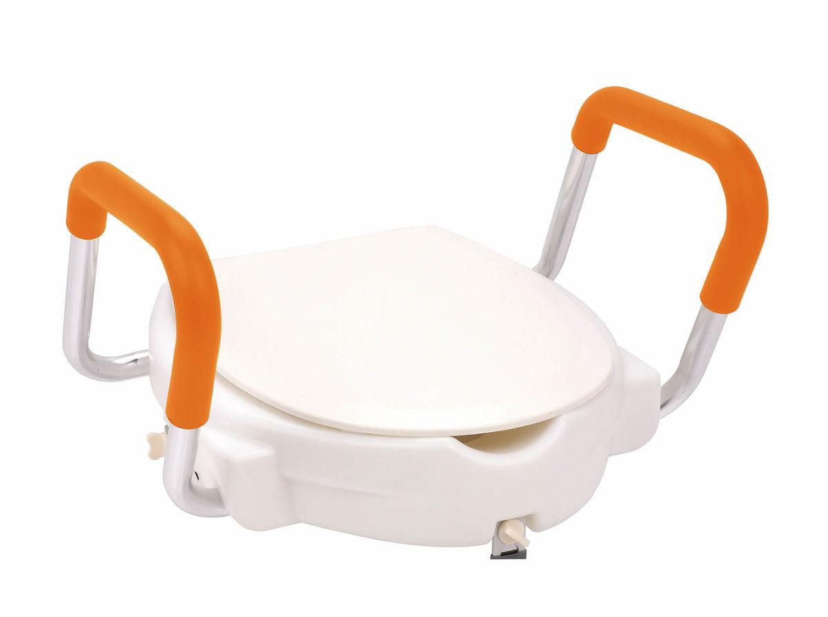 Fusion Toilettensitzerhöhung weiss