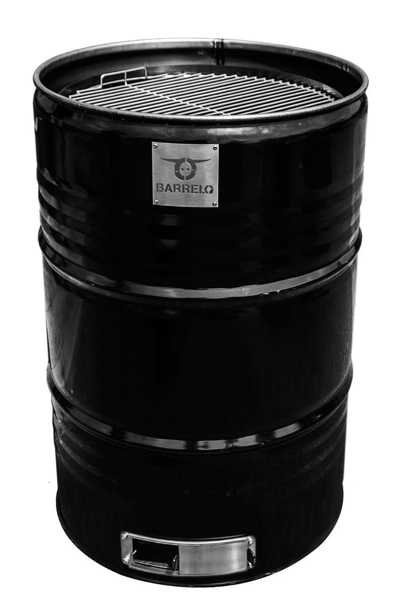 Image of BarrelQ Notorious Big Grill schwarz