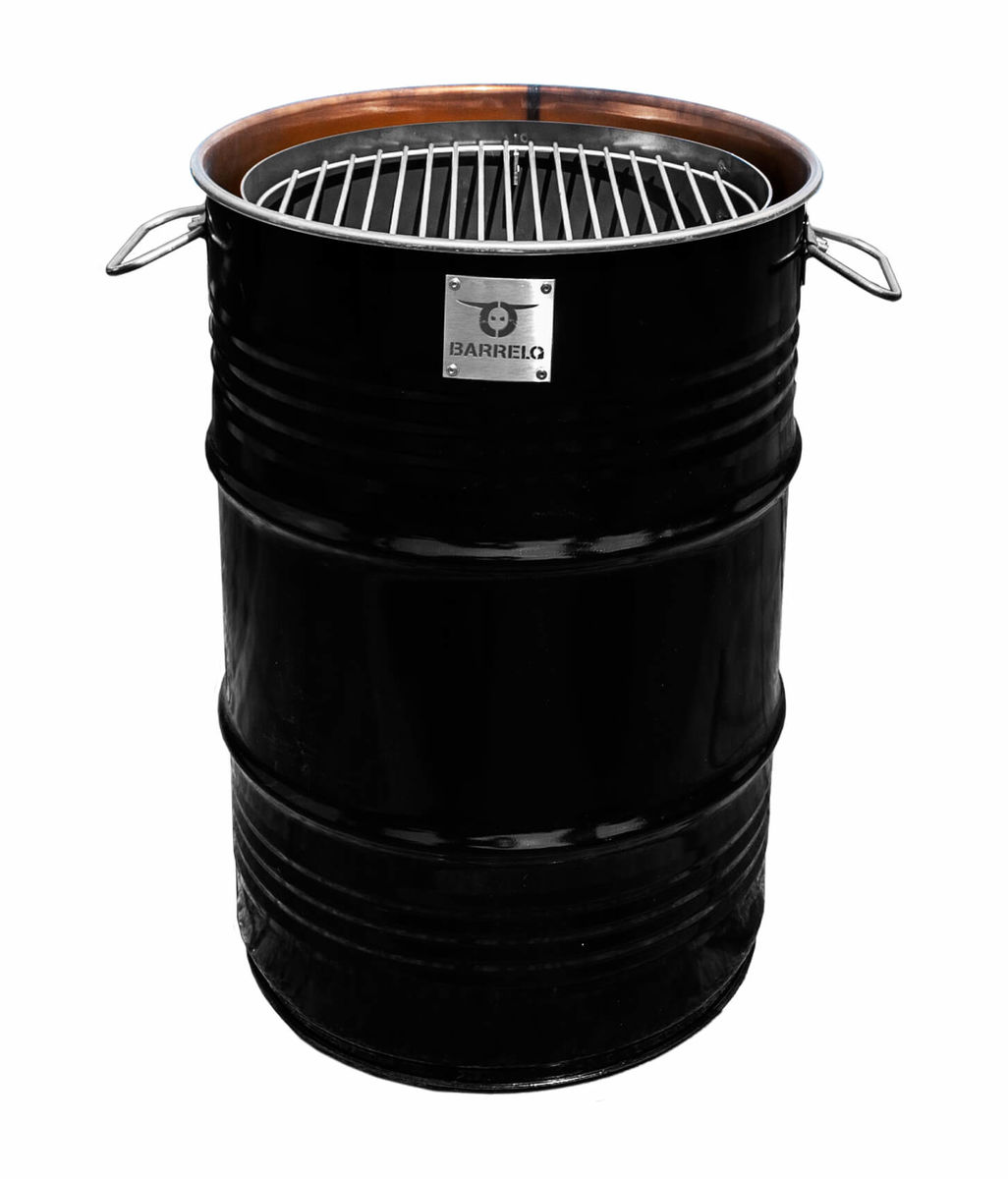 Image of BarrelQ Notorious Small Grill schwarz