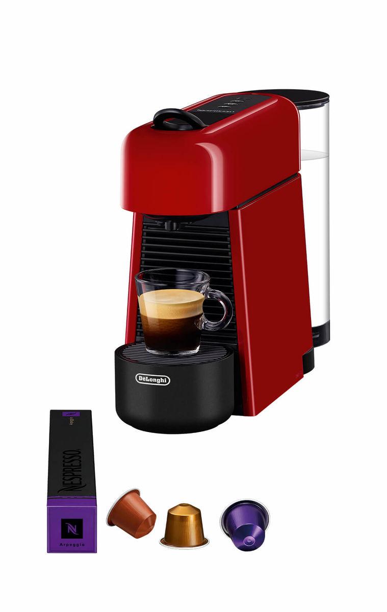 De Longhi Nespresso™ Essenza Plus rot