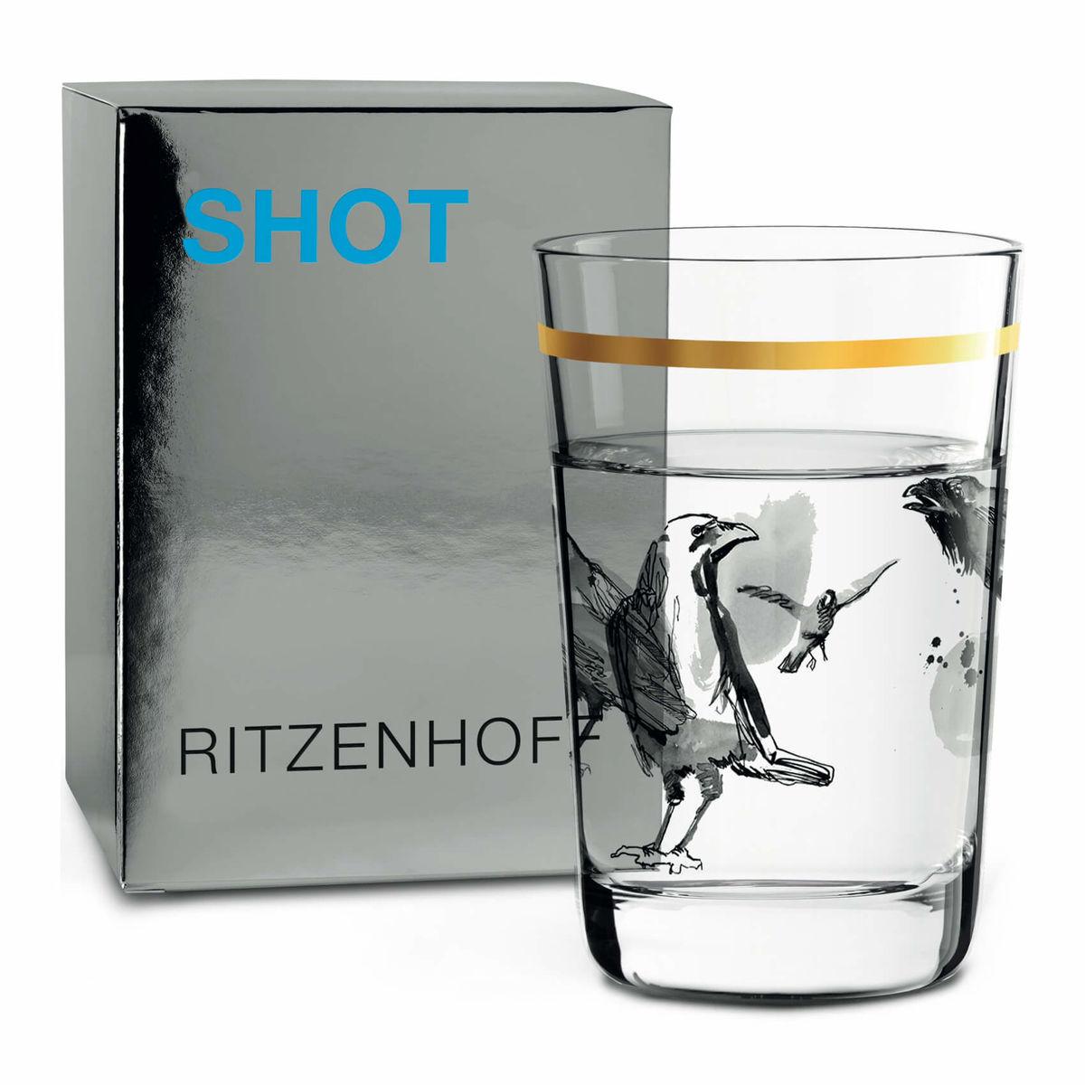Ritzenhoff Next Shot Peter Pichler 2018 Schnapsglas