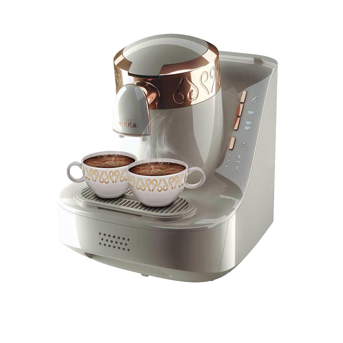 Image of Arzum OK001-W Espressomaschine weiss