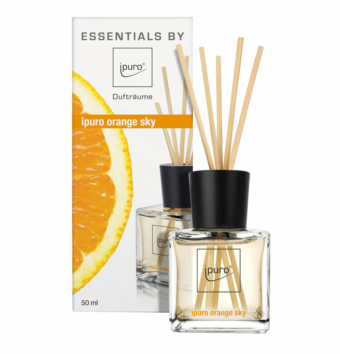 ESSENTIAL by ipuro orange sky 50ml Lufterfrischer