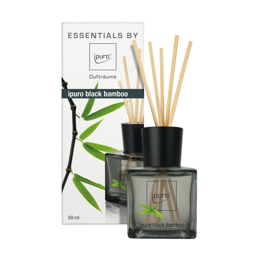 ESSENTIAL by ipuro black bamboo 50ml Lufterfrischer