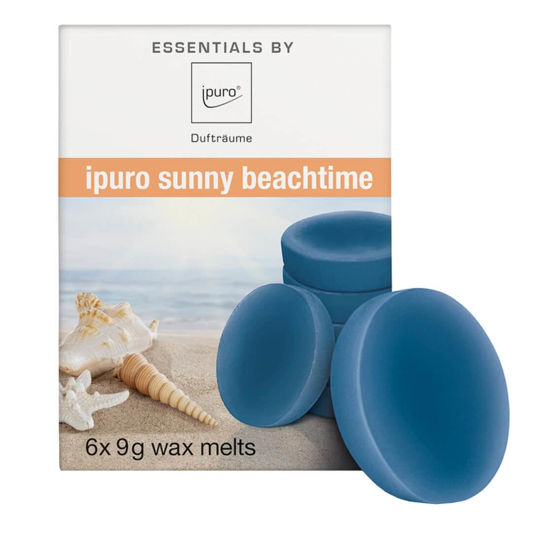 ESSENTIAL by ipuro sunny beachtime Wachsplättchen
