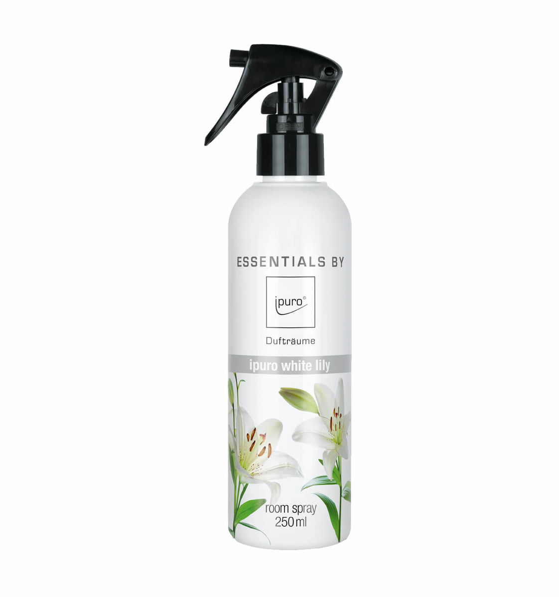ESSENTIAL by ipuro white lilly Raumspray