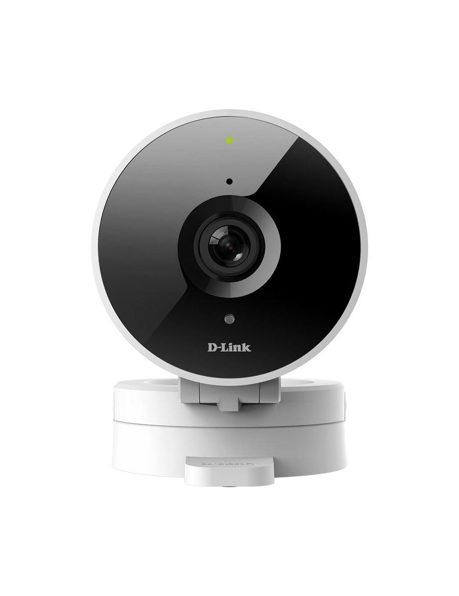 Image of D-Link DCS-8010LH mydlink HD 120° WiFi Überwachungskamera