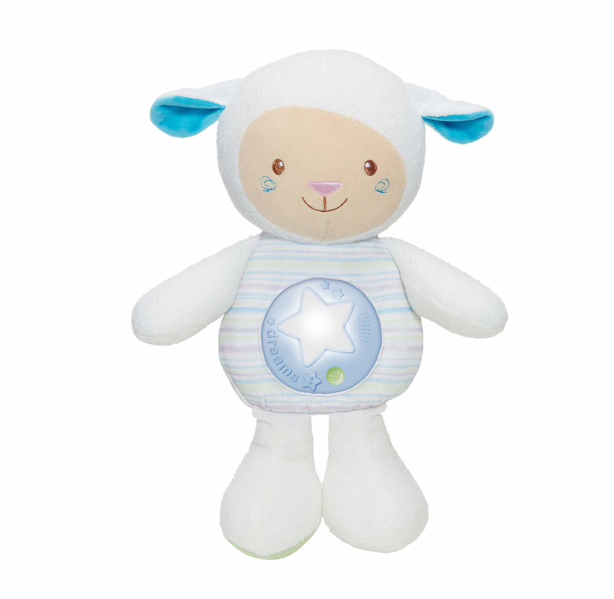 Image of Chicco First Dreams Lullaby Sheep Nachtlicht blau