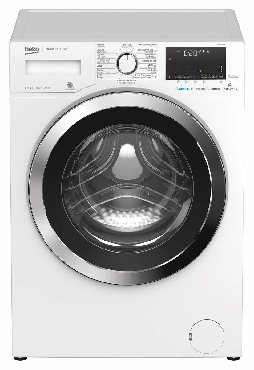 Image of Beko 60071464CH Waschmaschine links