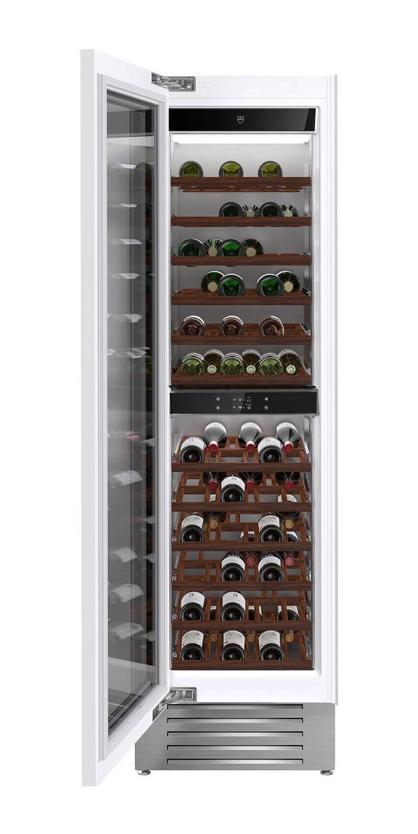 V-Zug WineCooler V6000 Supreme 5109700002 Weinschrank links