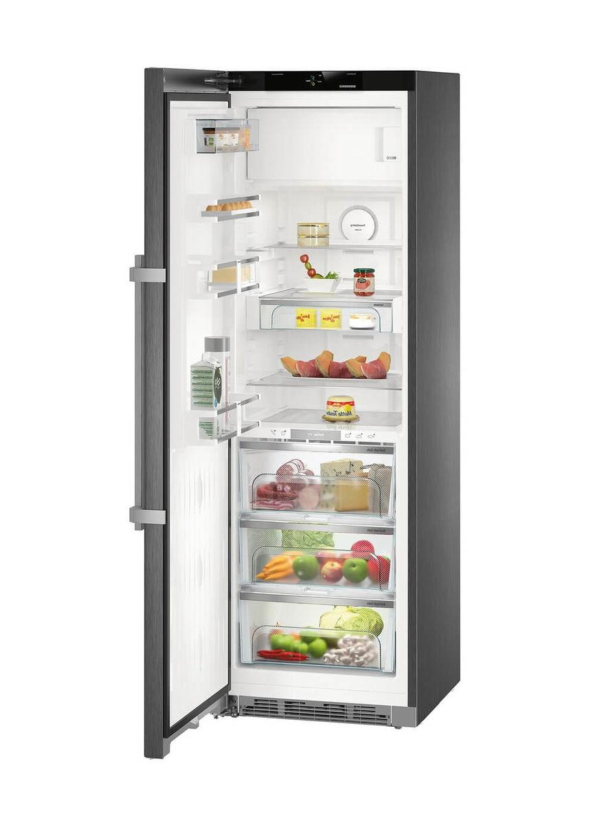 Liebherr KBbs 4374 BluPerformance Kühlschrank schwarz links