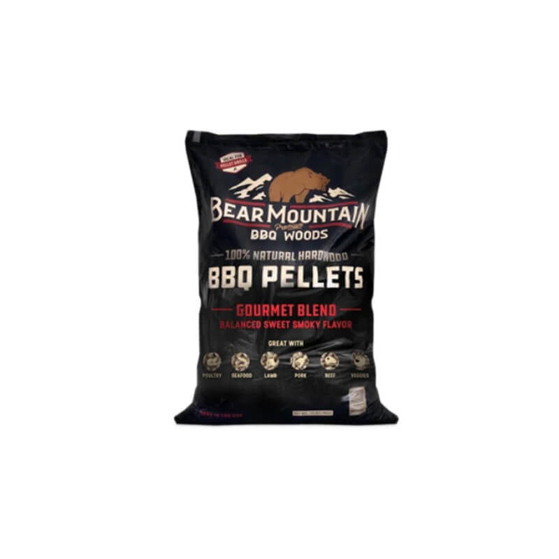 Image of Bear Mountain Gourmet Blend 9 kg Pellets