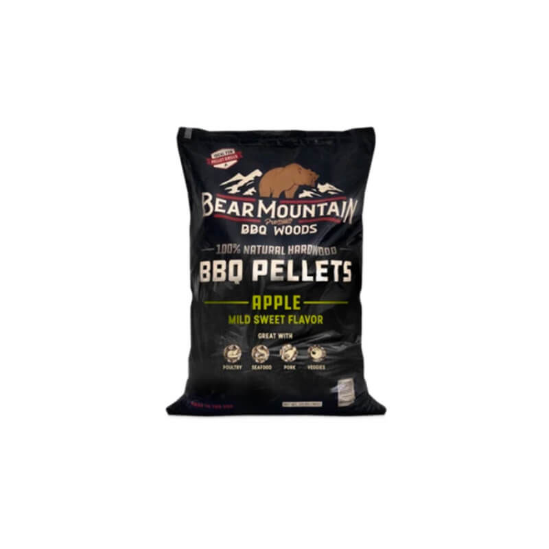 Image of Bear Mountain Apple 9 kg Pellets