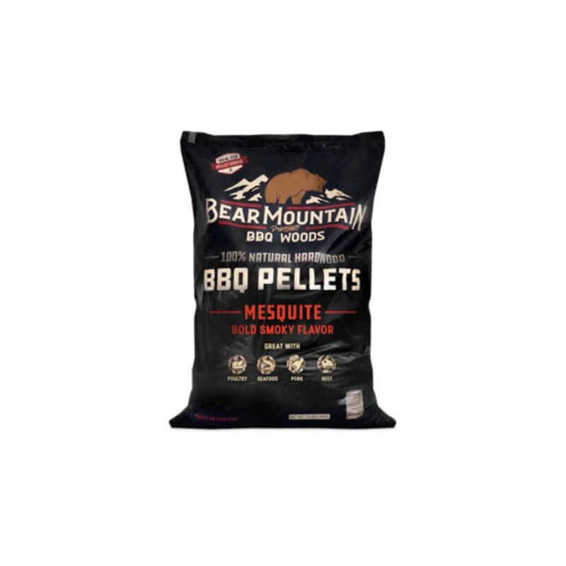 Image of Bear Mountain Mesquite 9 kg Pellets