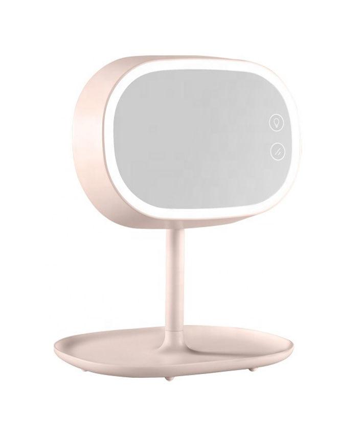 Image of Ailoria BEAUTÉ Lampe mit LED-Spiegel pink