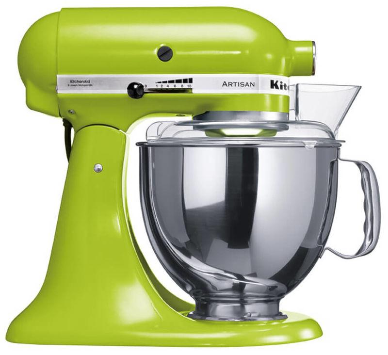 KitchenAid Artisan KSM150 Macchina da cucina verde mela | nettoshop.ch