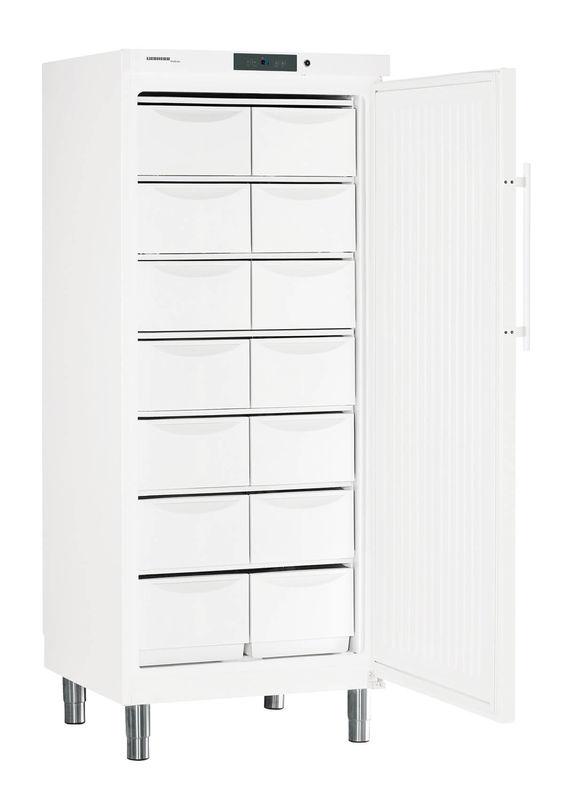 Liebherr GG 5210 V.740 Congelatore armadio con cassetto bianco ...