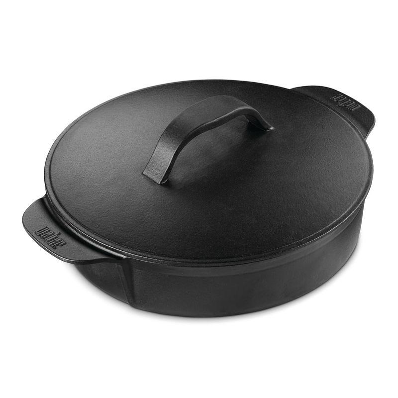 Bbq Accessoires Weber.Weber Gourmet Bbq Systeme Insert Dutch Oven Barbecue Accessoires