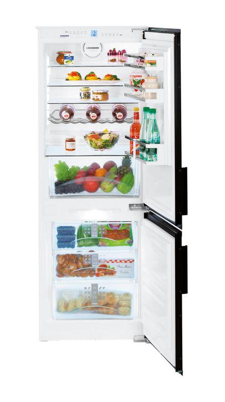Liebherr ECcn 2866 Premium Kühlschrank Schwarz Links