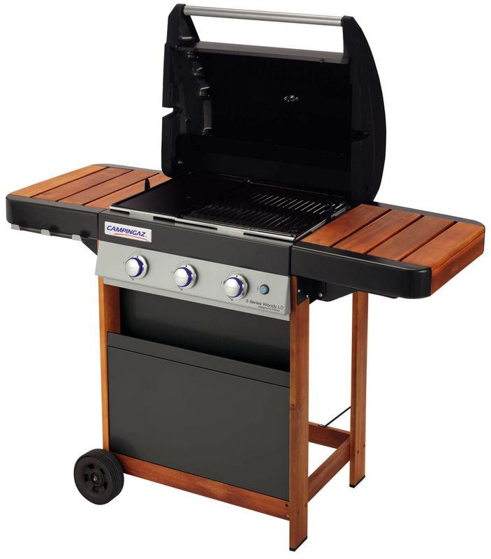 Campingaz 3 Series.Campingaz 3 Series Woody Ld Barbecue