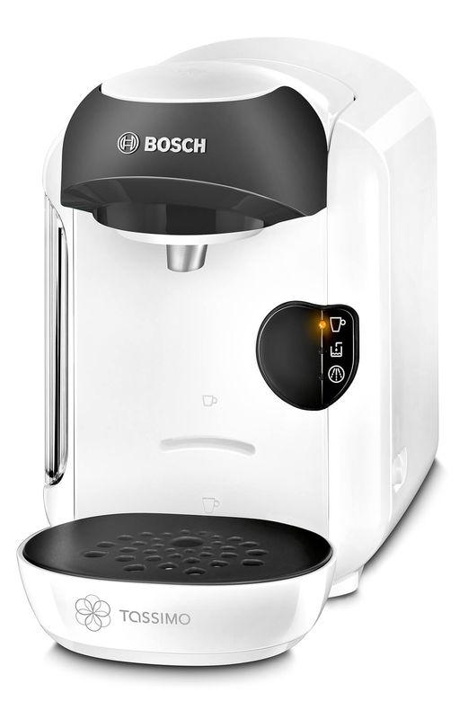 Buy Bosch Tassimo T12 Vivy Snow White Capsule Coffee Machine