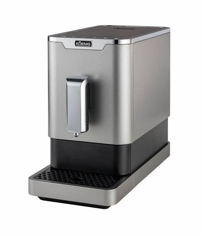 Koenig Finessa Kaffeemaschine Vollautomat Silber Kaufen