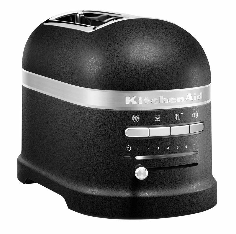 KitchenAid 5KMT2204 Tostapane nero metallizzato compra