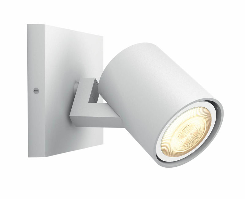 Plafoniera Led Philips : Philips hue runner led spot incl dimmer switch bianco plafoniera