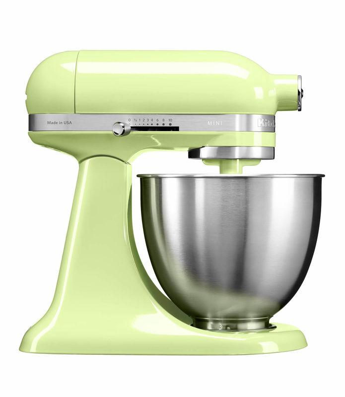 Kitchenaid Mini Robot De Cuisine Vert Amande Acheter