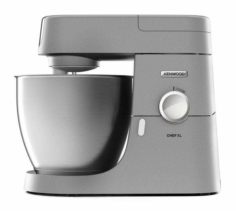 Kenwood Chef XL KVL 4100 S Macchina da cucina argento   nettoshop.ch