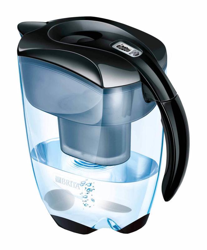 Buy Brita Elemaris XL water filter black 1f3f6276b88f