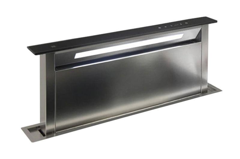 Edelux edel ventilazione tavolo acciaio inossidabile