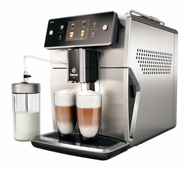 Saeco Xelsis Sm7685 00 Kaffeemaschine Vollautomat Kaufen
