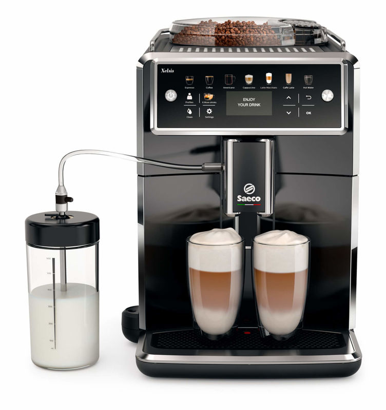Saeco Xelsis Sm7580 00 Kaffeemaschine Vollautomat Kaufen