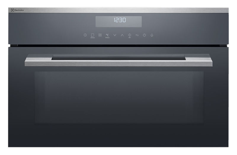 Electrolux Compact 38 Eb3sl90kcn Backofen Mikrowelle Chrom