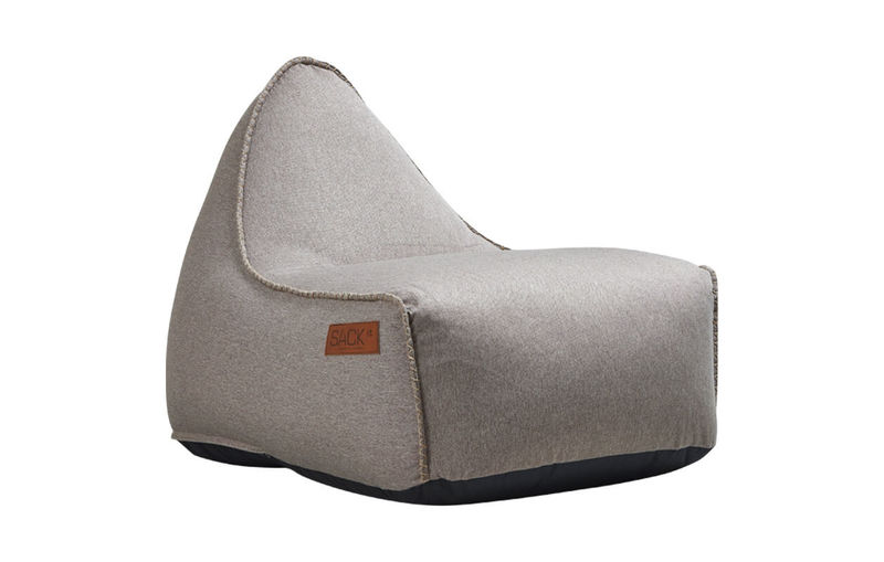 Sackit RETORit chair Canvas beanbag sand